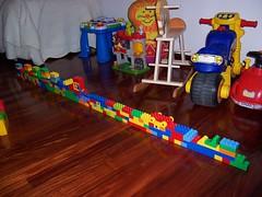 Tren Lego (versión 2)