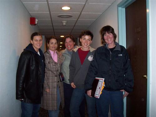 El, Jessica, Michelle, Sophie & Melissa