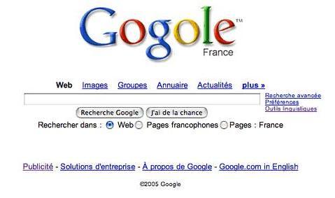 Gogole ! Click It