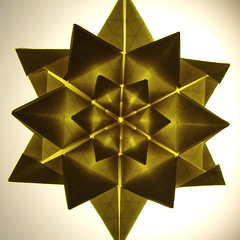 star twist version 2.1, reverse, backlit