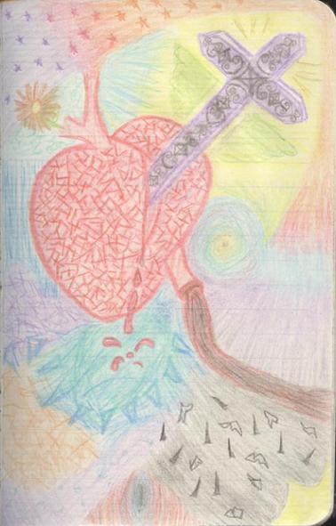 pried heart