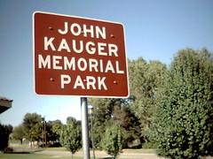 John Kauger Memorial Park