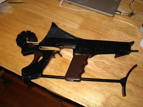 Firewheel Rubberband Gun