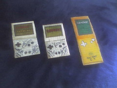 Game Boy Cartón