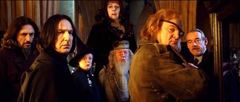 The Hogwarts Teachers