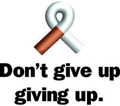 Don't Give up Giving UP!