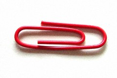 paperclip fixed up