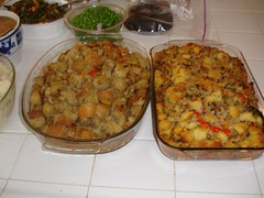 Dressing or Stuffing - What do you call it?