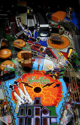 Addams Family Playfield