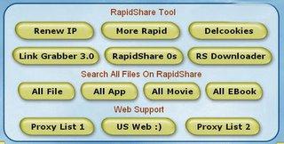 Rapidshare Hacks