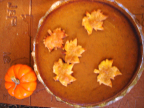 pumpkin pie, season 2