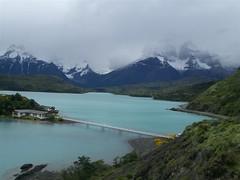 Torres del Paine - 12 - Cuernos del Paine Lago Pehoe