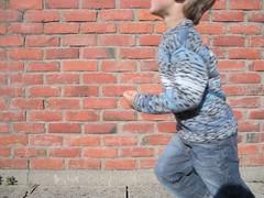 matias running