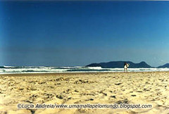 Dia de surfe na Joaquina