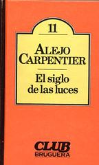 Carpentier Siglo Luces