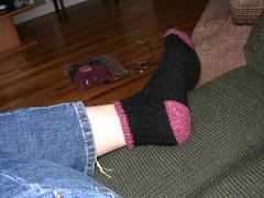 Fraternal Sock #2