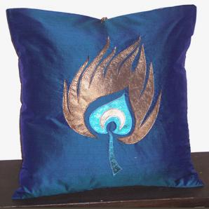 Proud as a Peacock   Pillows