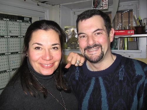 Eleonora Van Orman & Scott Munro