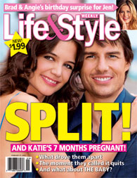 Katie Holmes Contract Marriage on Answer This     Tom Cruise   Katie Holmes Contract