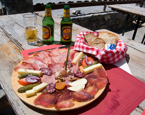 Assiette Valaisienne