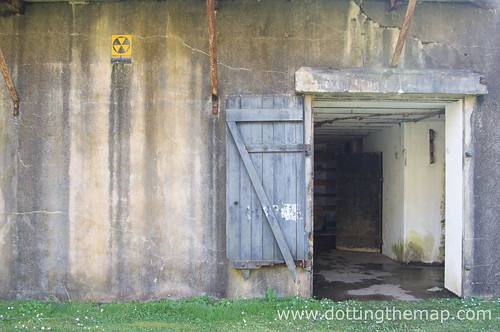 Fort Columbia Fallout Shelter