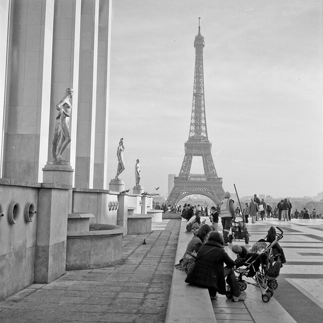 Eiffel Rolleiflex