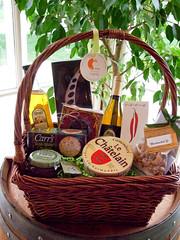 Gift Basket, Chatham Cheese Company