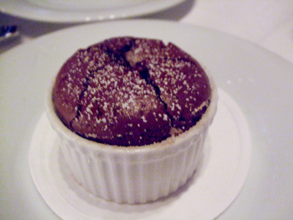 Chocolate Souffle, Alto