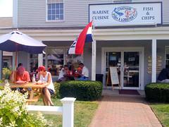 Marine Cuisine - Exterior