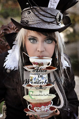 The Mad Hatter photo by Alexandria LaNier