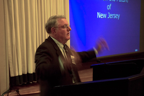 LNJ 2009 #1: Forum on the Future of New Jersey, Keynote Speakers