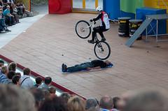 Legoland 09 : Bikevorführung