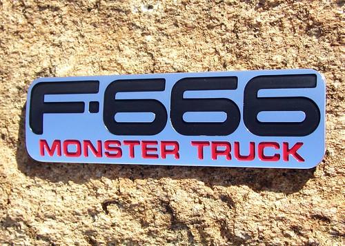 Custom Billet Badges Truck Custom Billet Badges