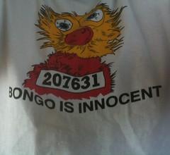 Bongo is innocent