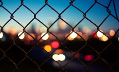 City Bokeh photo by Brennan Anderson