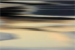 Sea and Sand abstract photo by Brian Preen