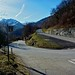 Route to Col de la Coche