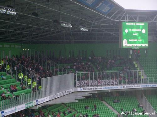 3781558384 3afe66a948 FC Groningen – Ajax 0 2, 2 augustus 2009