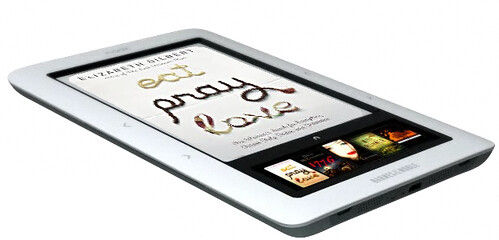 Nook eReader from Barnes & Noble Color
