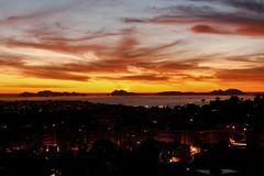 16 Islas Cies ( Vigo - Galicia - Spain ) / Sunset photo by Cesar Redondo