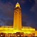 جامع الحسن الثاني في الدار البيضاء Hassan II Mosque in Casablanca