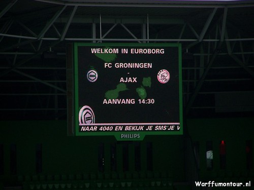 3781560544 4e2289db06 FC Groningen – Ajax 0 2, 2 augustus 2009