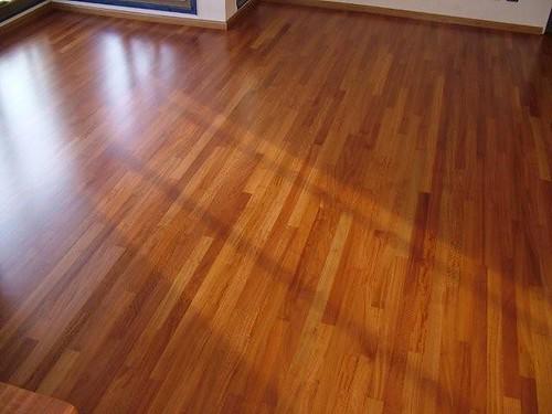 Entablonado de madera piso