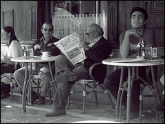 Café y Diario Jaén photo by Jesús Garrido