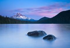 Lost Lake Sunset photo by Sheldon Nalos