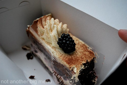 Patisserie Valerie cake 1