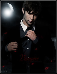 Chace Crawford - Vampire photo by kervinrojas