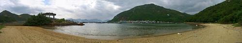 Sok Kwu Wan beach