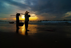Waiting for Fishes !!!! photo by Uy Huỳnh