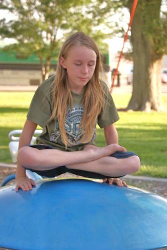 Playground Yoga